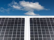 Free Solar Panel Royalty Free Stock Images - 19215629