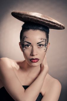 Disc Coiffure Stock Images