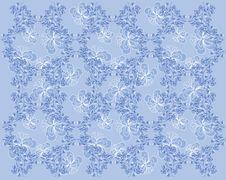 Free Blue_pattern Royalty Free Stock Image - 19218186