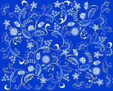 Free Ornate Pattern Royalty Free Stock Photo - 19218205