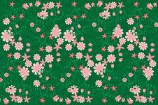 Free Pink Flower Royalty Free Stock Image - 19218216