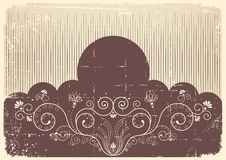 Free Vintage Background With Vignettes. Royalty Free Stock Image - 19218896