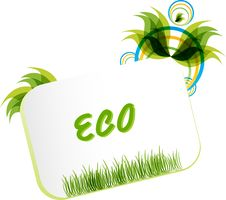 Free Eco Friendly Concept Frame Stock Photography - 19219032