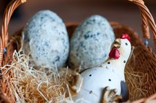Free Chicken And Eggs Royalty Free Stock Photos - 19219168