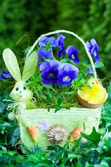 Free Easter Compositions Stock Photography - 19219212