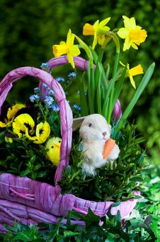 Free Easter Compositions Stock Images - 19219254