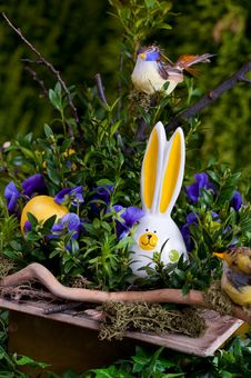 Free Easter Compositions Stock Image - 19219361