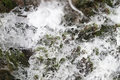 Free Close Up Of Water Stream Royalty Free Stock Image - 19222526