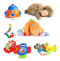 Free Toy Collection Royalty Free Stock Photos - 19223038