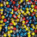 Free Colorful Costume Jewellery Background Royalty Free Stock Photos - 19226138