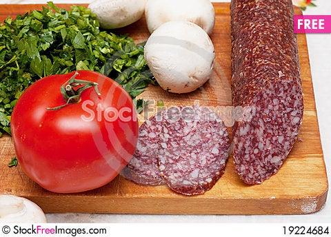 Free Ingredients Stock Images - 19224684