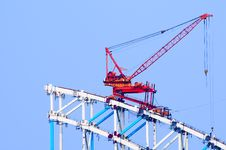 Free Crane Stock Photography - 19220812