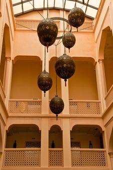 Free Arabian Lanterns Stock Image - 19221071