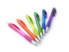 Free Ballpoint Pens Stock Image - 19221541