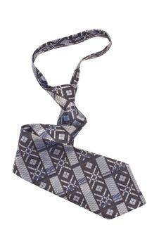 Free Luxury Tie On White Stock Photos - 19221683