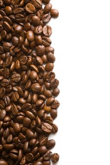 Free Brown Roasted Coffee Beans Royalty Free Stock Images - 19221699