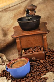 Free Coffee Beans Royalty Free Stock Images - 19221949