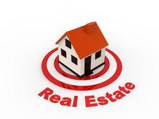 Free Real Estate Concept Royalty Free Stock Photos - 19222408