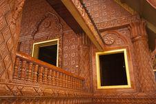 Sa-wang-wee-ra-wong Thai Temple Royalty Free Stock Images