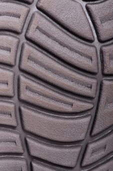 Sole Of Boot Stock Photo