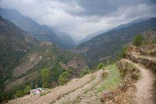 Free Helambu, Nepal Royalty Free Stock Photos - 19224208