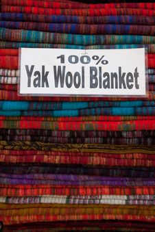 Free 100 Yak Wool Stock Photo - 19224290