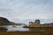 Free Eilean Donan Castle Royalty Free Stock Image - 19224546