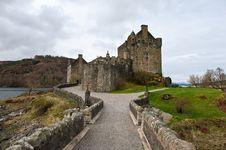 Free Famous Scottish Castle Stock Photos - 19225073