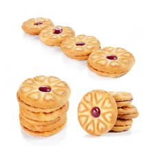 Free Delicious Cookies Royalty Free Stock Images - 19225109