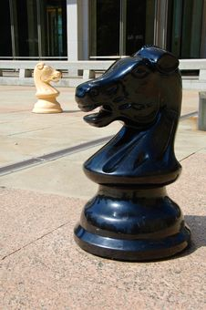 Free Chess Pieces Stock Photography - 19225202
