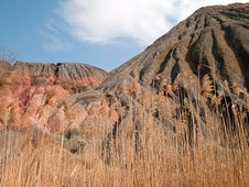 Free Mound Of Stone Waste Royalty Free Stock Images - 19225249