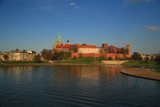 Free Royal Castle Wawel Royalty Free Stock Photography - 19226227