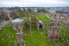 Free Elgin Cathedral Stock Photography - 19226682