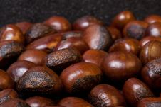 Free Roasted Chestnuts Stock Images - 19227464