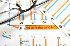 Free Net Profit After Tax Royalty Free Stock Images - 19227929