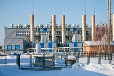 Modern Industrial Building Stock Photos