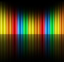 Color Abstraction Stock Photo