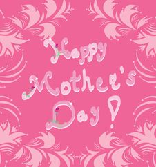 Free Mother S Day Greeting Card Stock Photography - 19229852