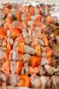 Free Shish Kebab Royalty Free Stock Photography - 19230017