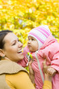 Free Newborn In The Arms Of Mother Royalty Free Stock Photography - 19230607