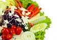 Free Dinner Salad Stock Photography - 19230762