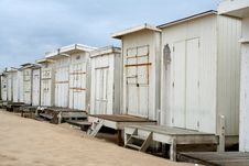Free Beach Houses Stock Image - 19230111