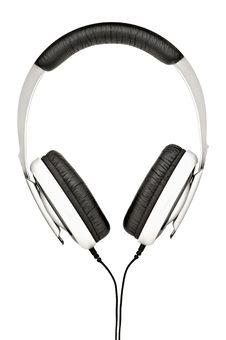 Free Headphones. Isolated On White Background Stock Photos - 19230193
