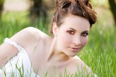 Free Spring Portrait Stock Images - 19230994