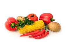 Free Vegetables Royalty Free Stock Images - 19231999