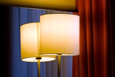 Free Lamp Royalty Free Stock Photos - 19233078