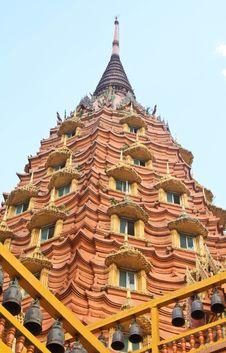 Free Temple In Kanchanaburi, Thailand Royalty Free Stock Photo - 19233315
