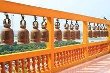 Free Buddhist Temple In Kanchanaburi Royalty Free Stock Image - 19233366