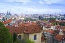 Free Prague Royalty Free Stock Photo - 19233405