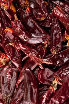 Free Dried Chilli Stock Photo - 19233820
